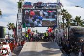 Jagged X Racing at the finish line of the 2018 Baja 1000