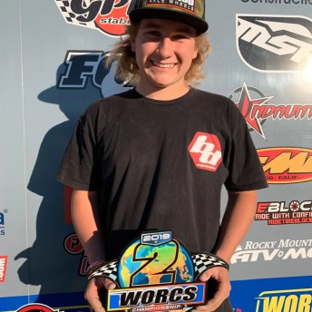 Casey Sims WORCS Round 8 and 9