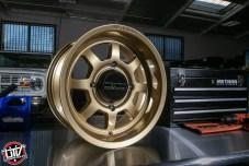 Method Race Wheels All New UTV Side by Side 410 Wheel in Gold
