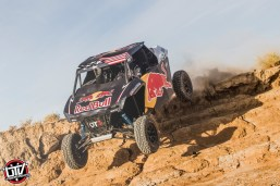 Cyril Despres performs with the OT3 by Overdive in Erfoud, Morocco on October 5, 2019 // Flavien Duhamel/Red Bull Content Pool // AP-22EBTF7WS1W11 // Usage for editorial use only //