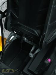 2011 Can-Am Commander Driver's Seat Storage