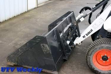 Bobcat Toolcat 5600 Bob Tach