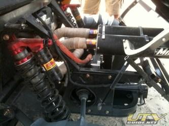 Elka Stage 4 Shocks and Muzzys Exhaust