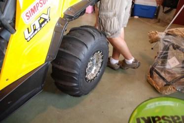 Fullerton Sand Sports STU  Sand Blaster on OMF Beadlock Wheels