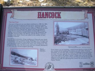 Hancock Townsite