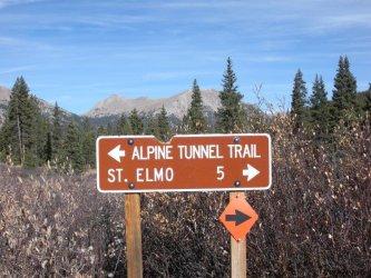 Alpine Tunnel Trail