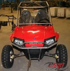 Polaris RZR 170 and Bumper