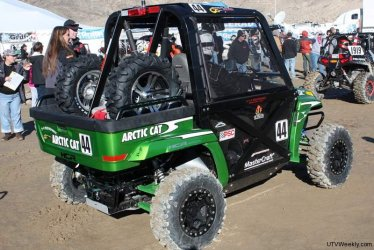 Pit Bull Tires King of the Hammers UTV Race - Arctic Cat Prowler