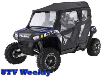 Accessories for 2010 Polaris RZR 4 - Robby Gordon Edition