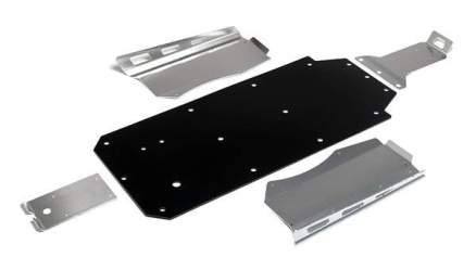 Holz Racing Products Polaris RZR Skid Plate