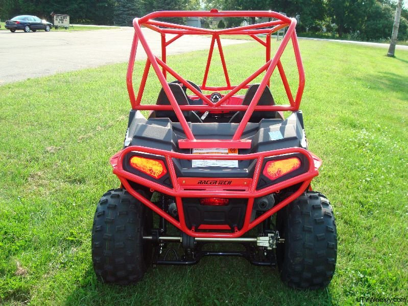 Racer Tech products add safety and style to the Polaris RZR