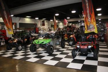 DragonFire Racing Booth
