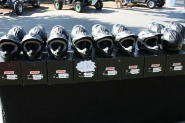 Simpson Racing - Sand Warrior Helmet