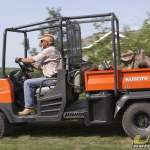 Kubota Adds Transformable Four Passenger RTV 1140CPX 4×4 Work Utility Vehicle