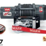 Warn XT30 Synthetic, Wireless Remote Winch – Another in our Borneo Build Series