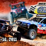Over 150 Entries Expected for Best In The Desert's Blue Water Desert Challenge October 13th – 16th