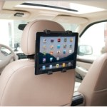 Bracketron Debuts Universal Tablet Mounts for Vehicles at SEMA Show 2011