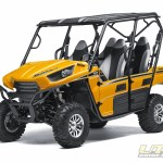 Kawasaki Teryx4 EPS LE – The Industry's Most Luxurious RUV Has It All, and More