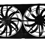 Maradyne Mach Two Extreme Dual 16-Inch Fan Available For Trucks With 34″ Radiators
