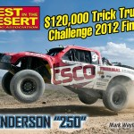 Best In The Desert's Trick Truck Challenge – A Battle To The Very End!