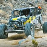 LetzRoll Offroad Racing Ultra4 Finishes 2013 King of the Hammers and Three Every Man Challenge Cars Fight to the End