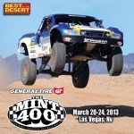 41 TRICK TRUCKS, 29 CLASS 1500s, AND 30 CLASS 1000s READY TO RACE THE GENERAL TIRE MINT 400