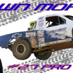 Morris to Conquer the High Banks of Eldora