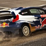 Mitchell DeJong Fast in Global Rallycross Lites Bad Luck Prevails at Bristol Motor Speedway