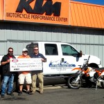 Northern California OHV Club Donates To Keep Trails Open