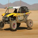 CAN-AM RACERS CAPTURE TWO CHAMPIONSHIPS