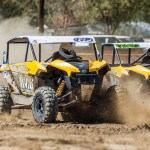 CAN-AM MAVERICK 1000R PILOT JOHN PACHECO WINS DIRT SERIES SXS PRO PRODUCTION 1000 CHAMPIONSHIP