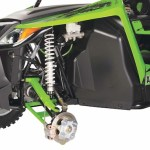 Arctic Cat Introduces the 50-inch-wide, 60+ HP, Wildcat Trail