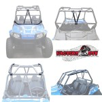 Factory UTV Polaris RZR 170 Complete Roll Cage Upgrade Kit