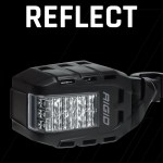 RIGID Announces NEW Rigid Reflect LED Light/Mirror All in One