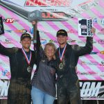 Can-Am Off-Road Racers Earn Podium Sweeps at Ironman GNCC