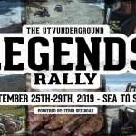 Rent a Polaris RZR for The Legends Rally this September 25th-29th