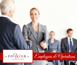 P.O.W.E.R. Sessions - Employees and Operations