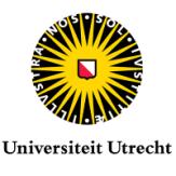 Afbeeldingsresultaat voor Universiteit Utrecht logo