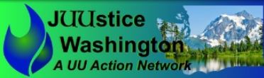 JUUstice Washington logo
