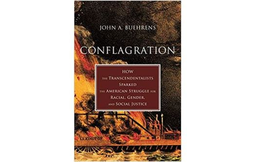 Cover of Buehrens' book Conflagration