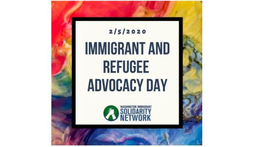 2/5/2020 Immigrant and Refugee Advocacy Day