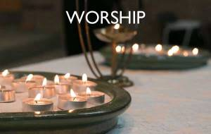 Candles for worship