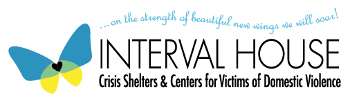 Interval House Crisis Centers and Centers for Victims of Domestic Violence logo