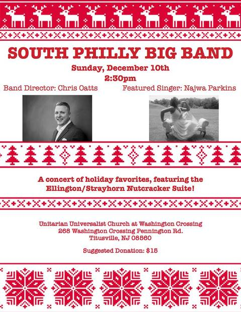 Concert - South Philly Big Band
