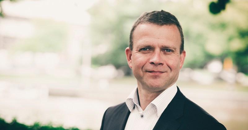 Petteri Orpo, Kokoomus