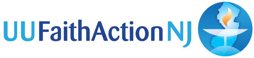 UUFaithAction NJ logo