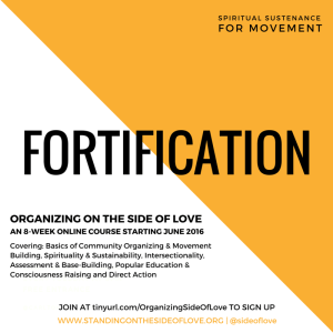 Organizing on the Side of Love