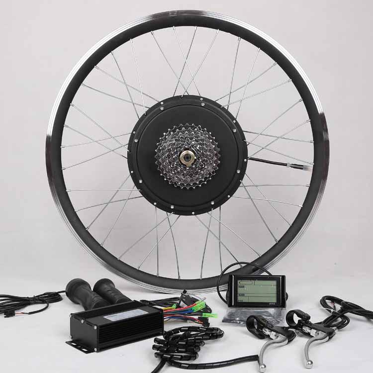 48v 1000w electric bike conversion kits 24 inch to 28 inch - UU Motor