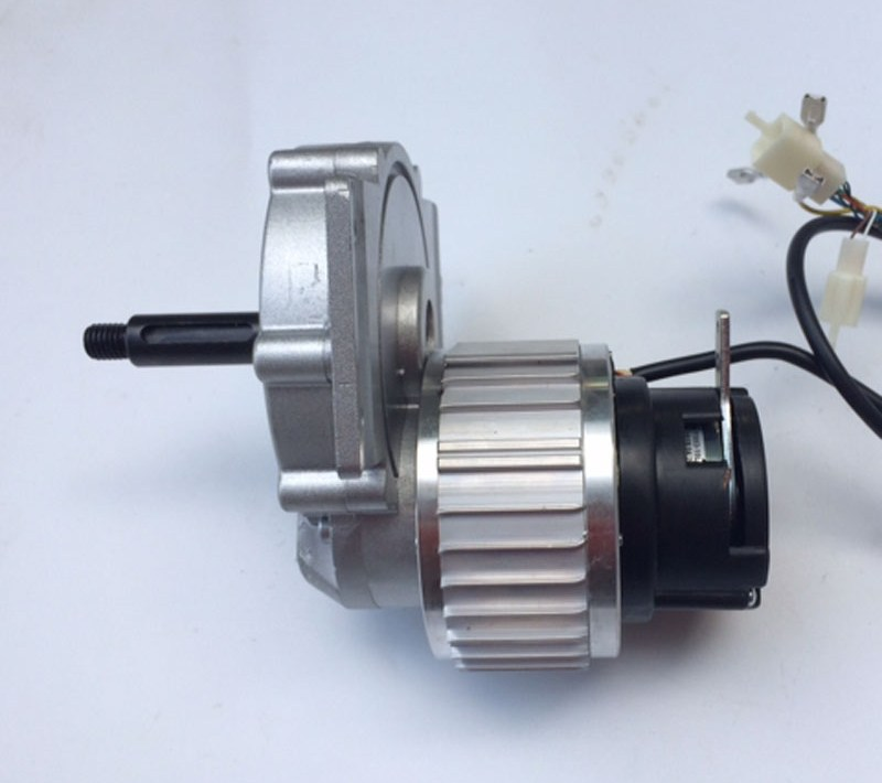 brushless dc geared 24V 250W electric wheelchair motor - UU