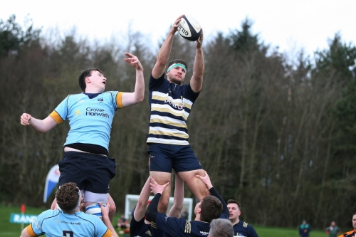 UCD v UUC - Maughan Scally Cup 2019